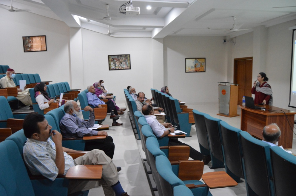 MCQs Dev Prog with All Faculty Staff